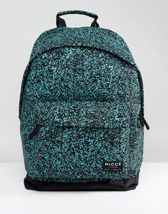 Черный рюкзак Nicce Noise - Черный