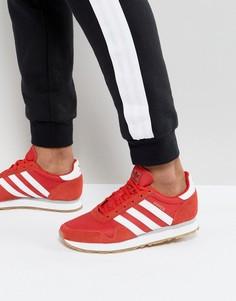 Красные кроссовки adidas Originals BY9714 - Красный