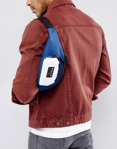 Темно-синяя сумка-кошелек на пояс Nicce - Темно-синий