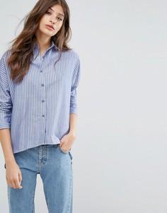 Рубашка Oeuvre - Синий