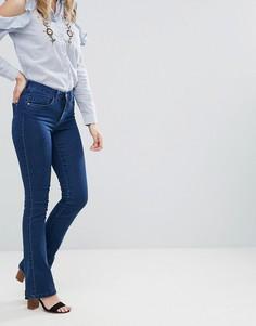 Расклешенные джинсы Only Royal Sweet - Синий