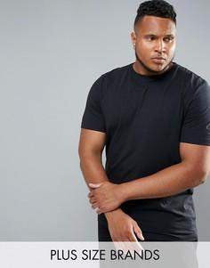 Черная футболка Canterbury PLUS E546668-989 - Черный
