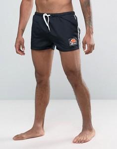Черные шорты для плавания Ellesse - Черный