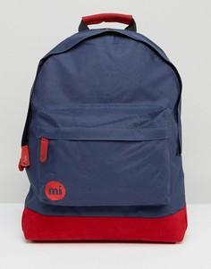 Сине-красный рюкзак Mi-Pac Classic - Темно-синий