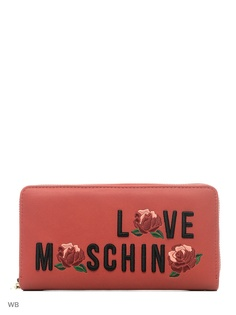 Кошельки Love Moschino