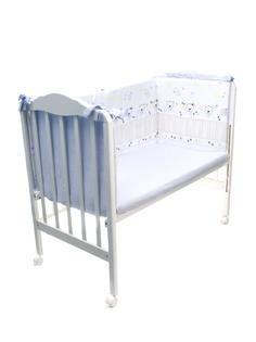 Бортики для кроватей Сонный гномик