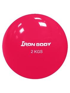 Мячи спортивные Iron Body