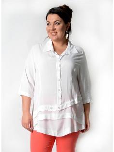 c8a7ab9d51cf258 Купить женские блузки и рубашки больших размеров со стразами в ...