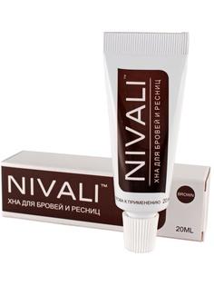 Краски для волос Nivali