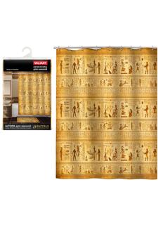 Штора для ванной комнаты EGYPT PAPYRUS Valiant