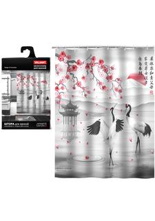 Штора для ванной комнаты JAPANESE SAKURA Valiant