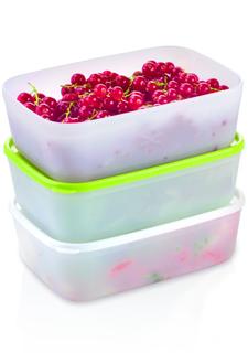 Набор контейнеров для заморозки PURITY (3 шт.) tescoma