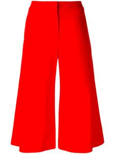 укороченные широкие брюки Jonathan Simkhai