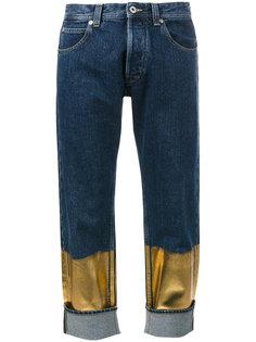 джинсы бойфренды Loewe