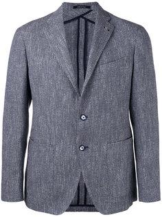 пиджак с застежкой на две пуговицы Tagliatore