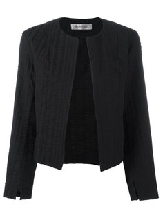 текстурированная укороченная куртка Sportmax