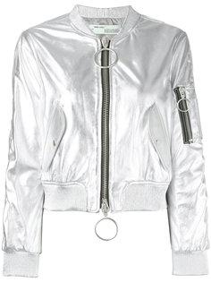 куртка на молнии Off-White