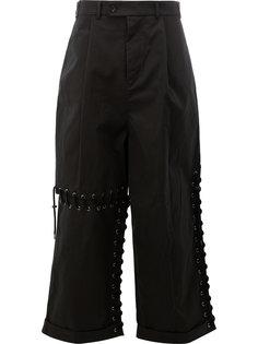 брюки с заниженной шаговой линией Craig Green