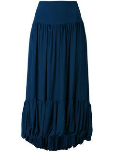 асимметричная пышная юбка Sonia Rykiel