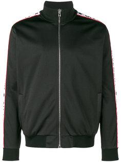 спортивная куртка с принтом логотипа Givenchy