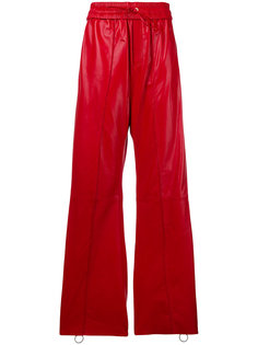 расклешенные брюки Off-White