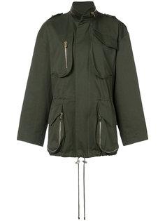 куртка с накладными карманами Alexandre Vauthier