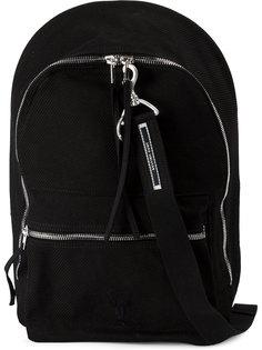 рюкзак с молниями Rick Owens DRKSHDW