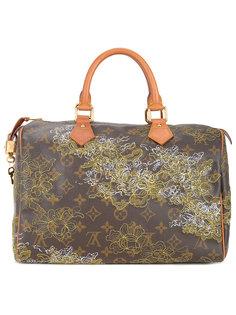 кружевная сумка-тоут Speedy 30 Dentelle Louis Vuitton Vintage