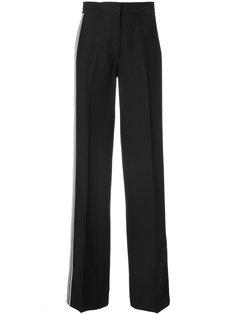 брюки с контрастной полоской сбоку Derek Lam
