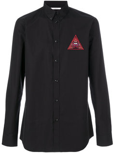 рубашка с вышивкой Realize Givenchy