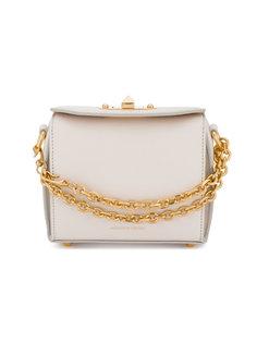 квадратная мини-сумка Alexander McQueen