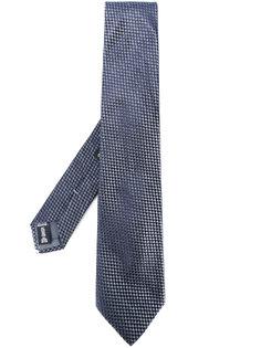 тканый галстук  Giorgio Armani