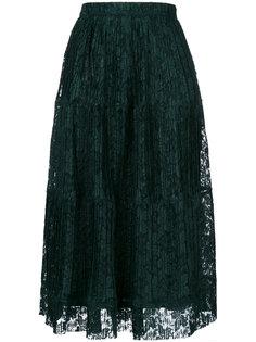 плиссированная юбка See By Chloé