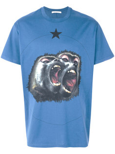 футболка Monkey Brothers Givenchy