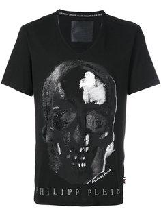 футболка Paint Three Philipp Plein