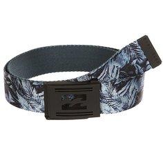 Ремень Billabong Revert Belt Dark Slate