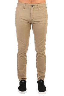 Штаны прямые Billabong New Order Chino Khaki