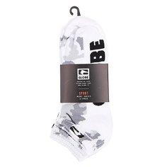 Носки низкие Globe Malcom Ankle Sock Camo (5 Pack)