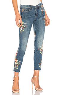 Узкие джинсы с вышивкой - BLANKNYC [Blanknyc]