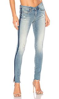Узкие джинсы с полосками по бокам - BLANKNYC [Blanknyc]