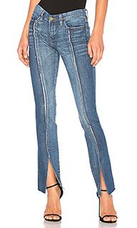 Узкие джинсы с вставками-клиньями - BLANKNYC [Blanknyc]