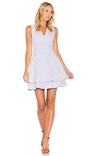 Облегающее платье без рукавов с расклешенной юбкой - DEREK LAM 10 CROSBY