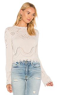 Кружевной свитер - DEREK LAM 10 CROSBY