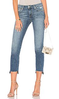 Прямые джинсы со ступенчатым низом - Joes Jeans