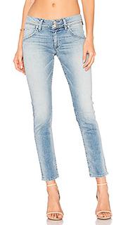 Узкие укороченные джинсы collin - Hudson Jeans