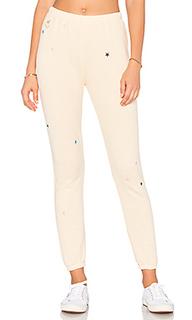 Спортивные брюки с вышивкой starlet - Wildfox Couture