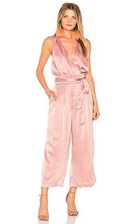 Комбинезон-пижама с запахом - J.O.A.