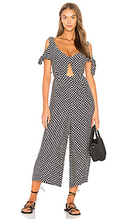 Open sleeve jumpsuit - FARM