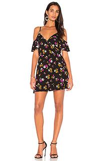 Мини-платье с цветочным рисунком joni - Clayton