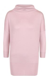 Кашемировый пуловер с укороченным рукавом Cruciani